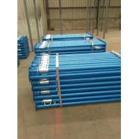 Quality Q235, Paint/ Galvanized, Hydraulic Lift Scaffolding Props, Adjustable Struts for sale