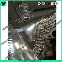 Buy Silver Inflatable Horse,Inflatable Horse Model,Inflatable Horse Cartoon at wholesale prices