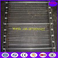 Quality Stainless Steel 304 Wire Mesh Belt (Conveyor) for sale