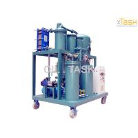 Vacuum Oil Water Separator and Oil Dehydration Purification System Series TYA-D