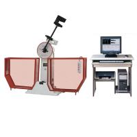 Quality Semi-automatic impact testing machine,metal charpy impact tester for sale