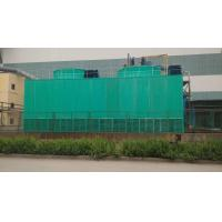 Buy cheap FRP/GRP cooling tower, 10-4000m3/h, green, grey, counter-flow, cross flow from wholesalers