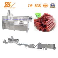Quality Animal Kibble Food Pet Treat Machine Extruder Equipment BV Certification for sale