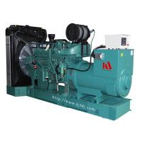 Quality Durable Six Cylinders Diesel Engine Generator Electrical Fuel Injection Type for sale