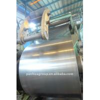 China Oiled or Unoiled Cold Rolled Steel Sheet / Coil for hot dip galvanized steel products on sale
