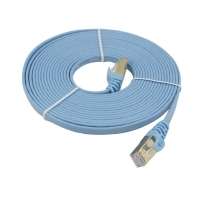 Quality Category 7 10 Gigabit AOC RJ45 Cable CAT7 Copper Shield 30AWG for sale