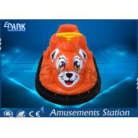 China Eco - Friendly Bumper Karts / Bumper Cars For Toddlers With LED Light on sale