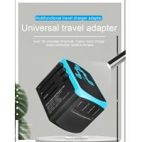 China Electronic gadgets fast charger Type C adapter usb travel adaptor EU AUS UK US plugs outlet on sale