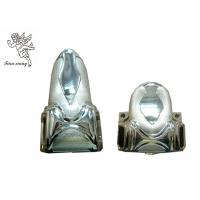 Buy Funeral Decoration Casket Corners 5# With Metal Bar Silver PP New Material at wholesale prices