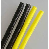 Quality Electrical insulation materials/pvc fiberglass sleeving for sale