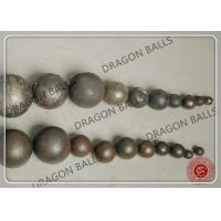 Quality Round Steel Cement Grinding Balls Good Toughness Abrasion Resistant for sale