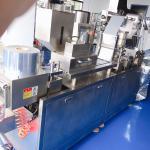 Quality Alu PVC And Alu Alu Blister Packing Machine , Pharma Equipment Automatically for sale