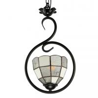 Quality Tiffany bankers pendant lamp for indoor home Lighting Fixtures (WH-TF-17) for sale