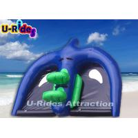 Quality Deep Blue Durable Flying Manta Ray Tube / Manta Ray Water Tube CE , Rohs Certification for sale