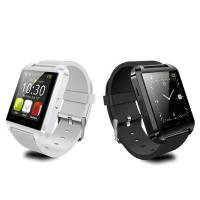 Quality The lighting bluetooth watch  only 50g which can answer/call,hands-free calls U8 for sale