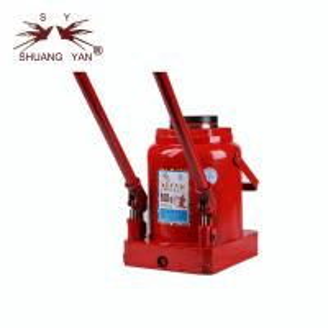China Vertical Car Jack , High Lift Hydraulic Floor Jack High Pressure Universal on sale