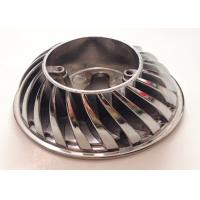Quality Stable Aluminum Die Casting Parts , Radiator Precision Mechanical Components for sale