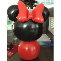 China 0.18 MM PVC Inflatable Water Toys ,Minnie Mouse Bop Bag on sale