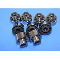 Quality High Pressure  Tungsten Carbide Nozzle / Environmentally Cylindrical Nozzle Core for sale