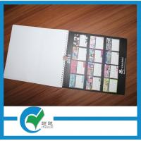 Quality Personalized  Pantone Color Softcover Spiral Bound Books Printing with Glossy Paper for sale