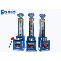 Quality Hercules Hammer Hitting Arcade Punching Machine Sport Boxer Steamlined Design for sale