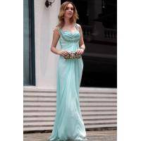 China DORISQUEEN(DORIS) Lace brassiere liked beaded light blue homecoming dresses 30662 on sale