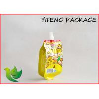 Buy Jelly Spout Pouch Packaging / Aluminum Foil Bag biodegradable at wholesale prices