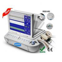 """Buy cheap Compact Design 12.1"""" LCD Display Portable Doppler Fetal Monitor from wholesalers"""