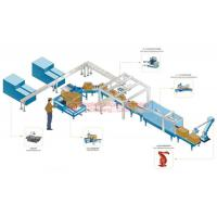 Quality High Speed Carton Palletizer 11kW With Powerful Computing Function for sale