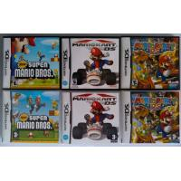 Quality MIX Top Seller Classic ds games for ds dslite dsi xl 3DS games Animal Crossing Mario bros kart party DK luigi for sale