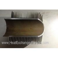 Quality G Type Embedded Fin Tube for Helicoidal Groove Cooling Fin Tube Machine for sale