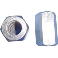 Quality 15/17mm Tie Rod Formwork Accessories Cast Iron Galvanized Hex Nut ISO9001 for sale
