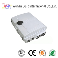 Quality IP65 12 Core ABS PC OTB Optical Termination Box for sale