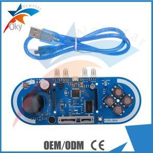 China Atmega32u4 Arduino Controller Board / Esplora Game Programming Module Board on sale