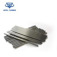 China Customized Size Tungsten Carbide Bar With Excellent Performance Abrasion Proof on sale