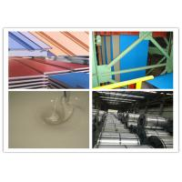 Quality Hanke Aluzinc PPGL Steel Coil SGLCC SGLCD DX51D 52D 53D ISO 9001 Approved for sale