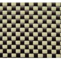Quality Carbon Kevlar hybrid fabric for sale