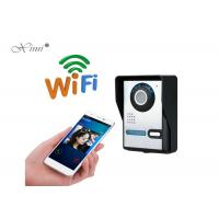 Quality High Pixel Wifi Video Door Phone IR Camera Remote Control Access Control System for sale