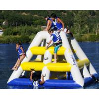 Quality 2015 wholesale inflatable water sports/ inflatable water game/inflatable water park for sale