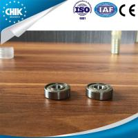 Quality Minature deep groove ball bearings small size ball bearing used for skateboard for sale