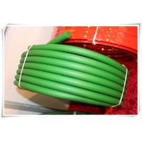 Buy cheap Green Polyurethane Round Belt / 8mm pu conveyor belt for driving from wholesalers
