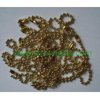 Buy cheap Ball Chains, Snake Chain, Bead Chain, Metal Accessory from wholesalers