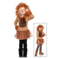 Quality Wizard Of Oz Teen Girl Halloween Costumes With Hooded Dress for sale