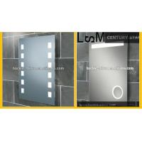 Buy cheap High quality 5mm silver backlit mirror wall bathroom mirror from wholesalers
