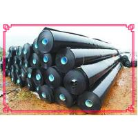 China plastic hdpe geomembrane,dam lining and landfill site geomembrane,raw materials geomembran on sale
