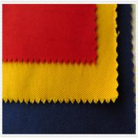 Quality Proban Combed Flame Retardant Fabric Winter Workwear Fabric 100% Cotton for sale