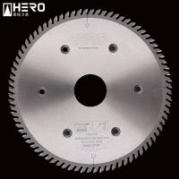 Quality Thin Kerf Rip Saw Blade , Table Saw Finishing Blade Optimized G5 Teeth for sale