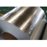 Quality Skinpassed A653M Galvanized Steel Coils for sale