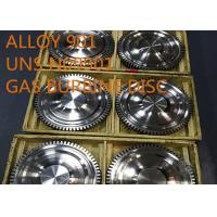 Quality UNS N09901 Discs / Shafts Special Alloys For Clean Energy And Oceaneering Anti Corrosion for sale