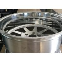 Buy 20 Inch Custom Forged Monoblock Wheels Made of 6061-T6 Aluminum Deep Dish for FORD,RAM,TUNDRA Pick-up Trucks at wholesale prices